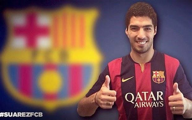 Suarez could make Barcelona debut against Madrid