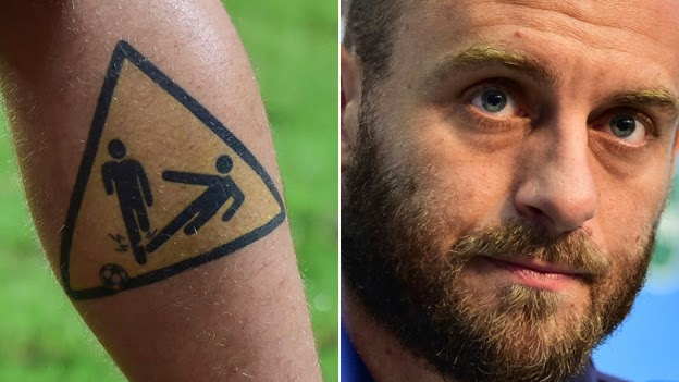 10 World Cup stars' tattoos decoded