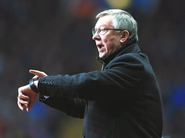Sir Alex Ferguson reveals secret behind 'Fergie Time' at Manchester United
