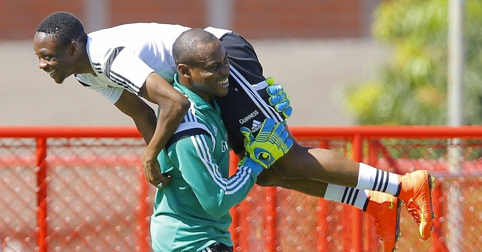 Enyeama, Musa Are In The List Of Final Five Contenders For Africa Best Player