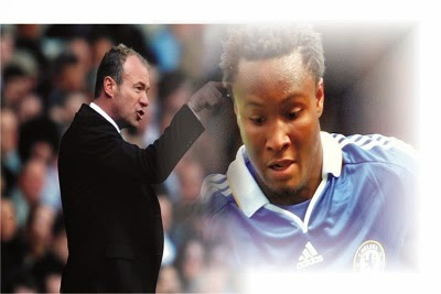 Shearer Blames Mikel For Chelsea's Loss At Newcastle