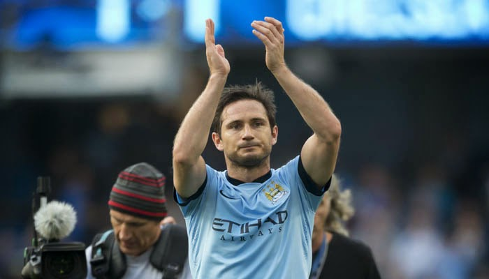Mesmerising Frank Lampard Crucial For Manchester City's Title Push