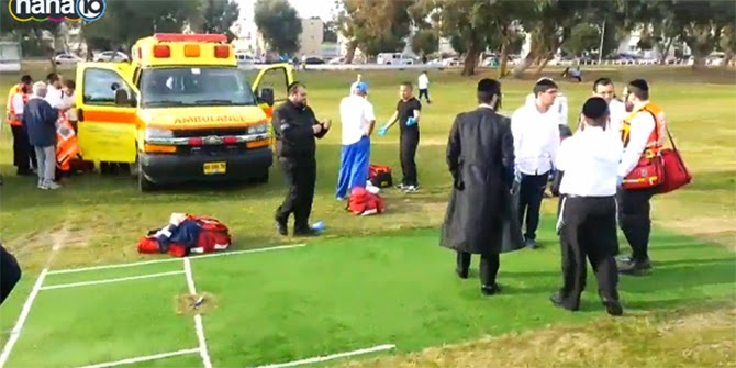 Referee Killed With A Cricket Ball During A Game
