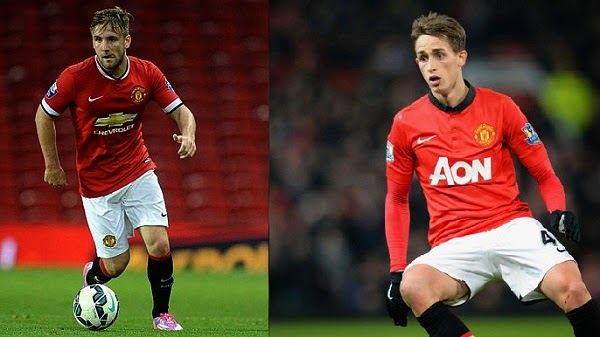 Luke Shaw And Adnan Januzaj To Be Taught How To Cook