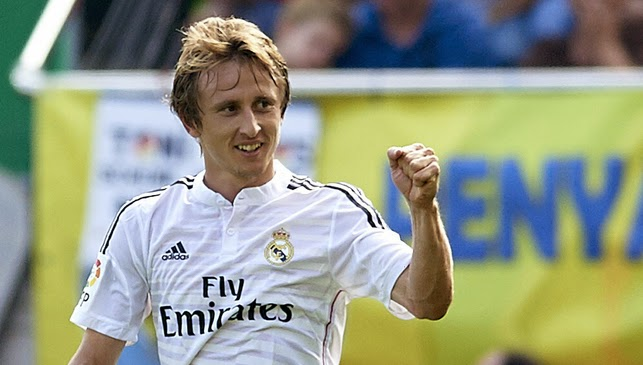Luka Modric May Be Fit for Late January Real Madrid Return