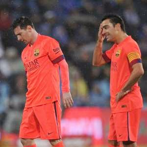 La Liga Review: Barcelona stumble, 10-man Valencia win