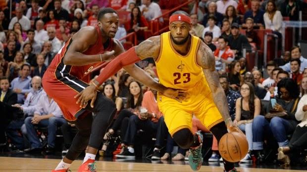 LeBron James Loses Game in Miami Return