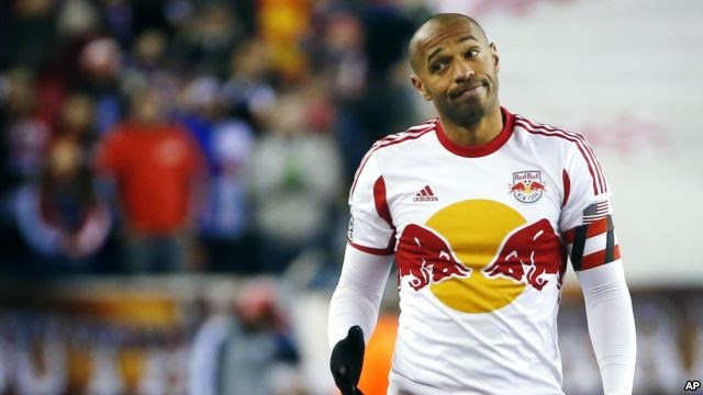 'Igwe' Thierry Henry Retires