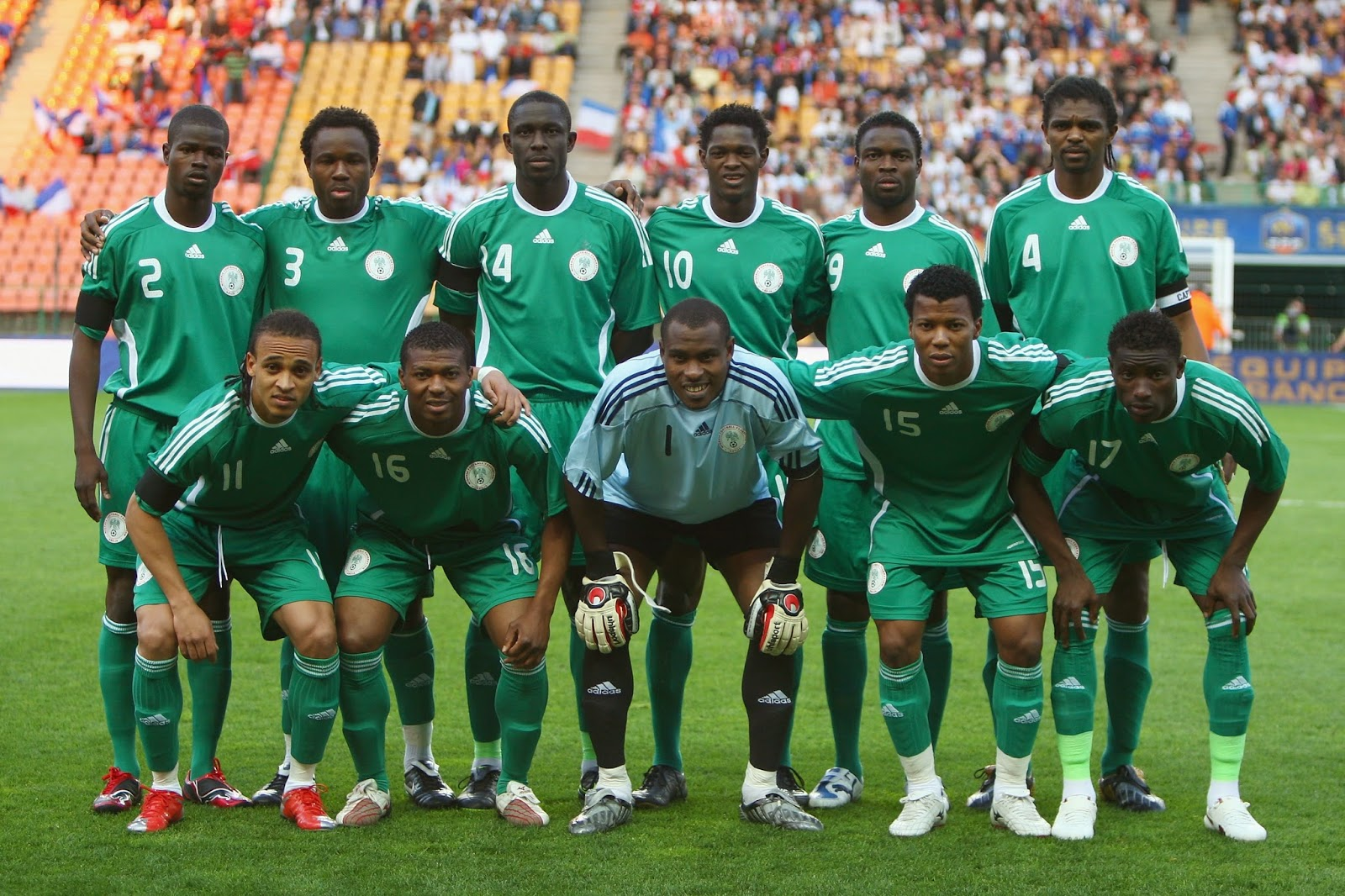 Super Eagles End The Year 43rd In New FIFA Rankings