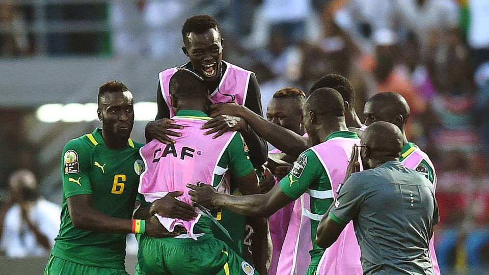 Senegal Beat Ghana In Thriller