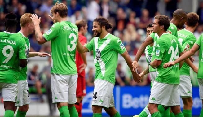 Wolfsburg Humbles Bayern Munich 4-1