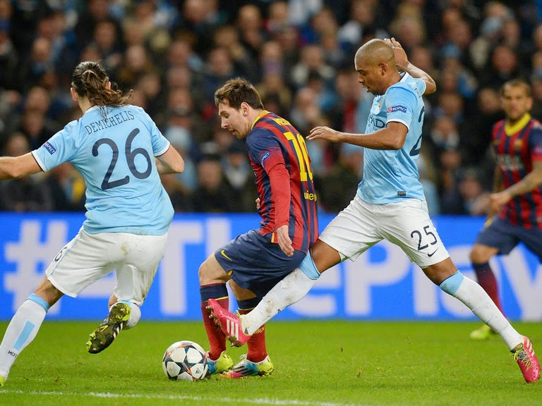 Man City Aims to Sign Messi