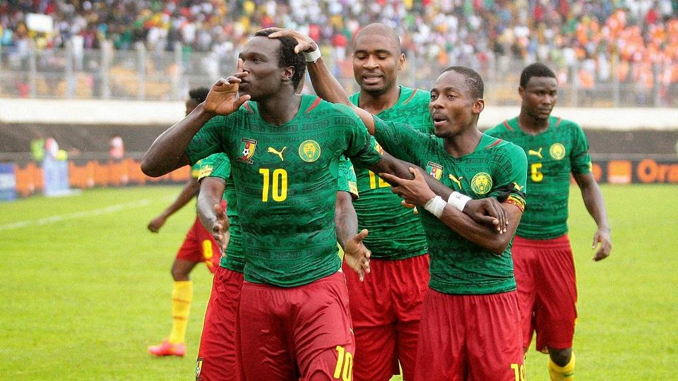 AFCON 2015 Cameroon and Guinea draw to leave Group D balanced for final games