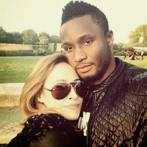Mikel Has The Best Smile In The World – Russian Girlfriend