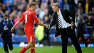 David Moyes wants Steven Gerrard at Real Sociedad