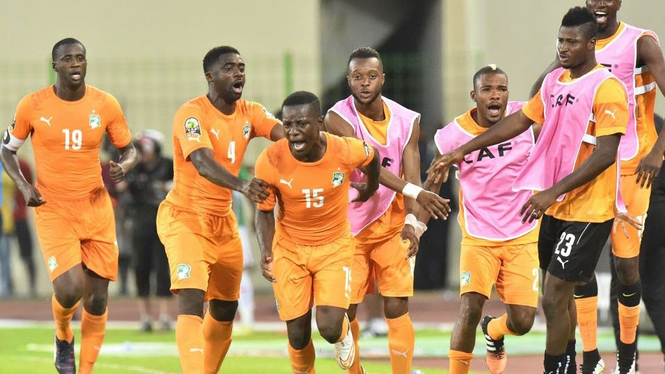 AFCON 2015: Ivory Coast Squeezes Past Cameroon to Last Eight