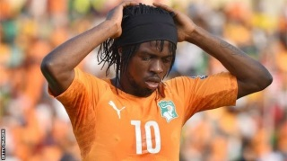 AFCON 2015: Gervinho Has Been Banned For Two Matches