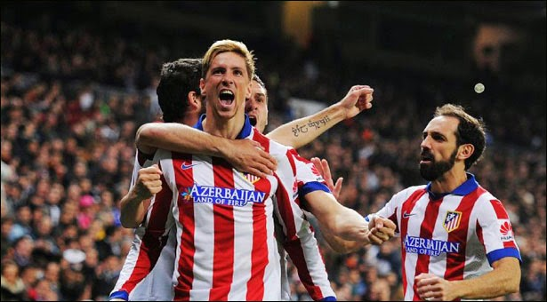 Torres Dumps Real Madrid Out Of Cup