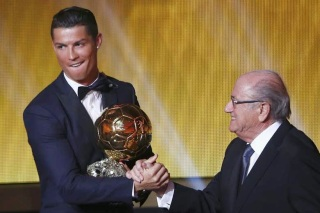 I Want To Become One of the Greatest Players Ever - Cristiano Ronaldo