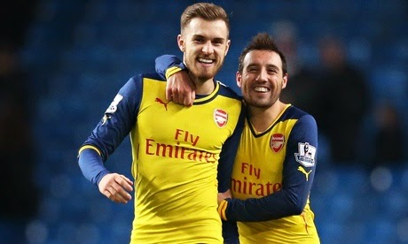 We Can Still Win The League, Ramsey Boasts