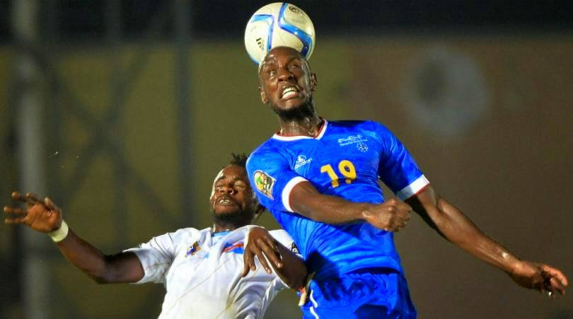 AFCON 2015: Cape Verde, Congo DR Play Out Goalless Draw