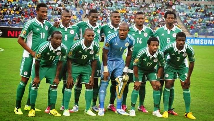 FIFA Ranks Super Eagles 43rd Best In The World