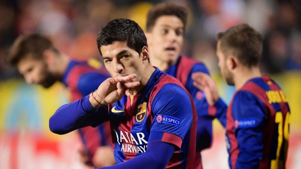 Luiz Suarez Set To Quit Barcelona?