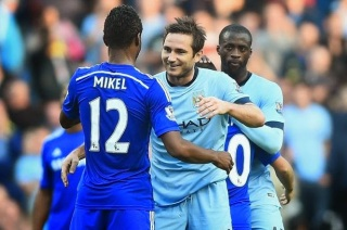 I Learnt A Lot From Frankie - Mikel Obi