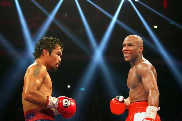 Pacquiao Lays Down Terms To fight Mayweather