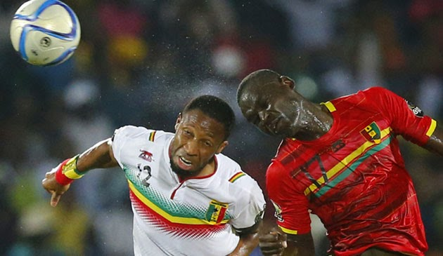AFCON 2015: Guinea, Mali Qualification Hopes Lie In Ballot Votes