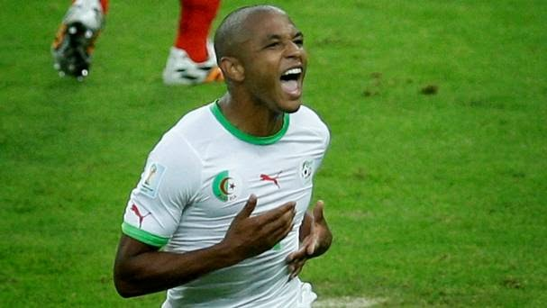 AFCON 2015: We Are Well Prepared To Win All Matches - Yacine Brahimi