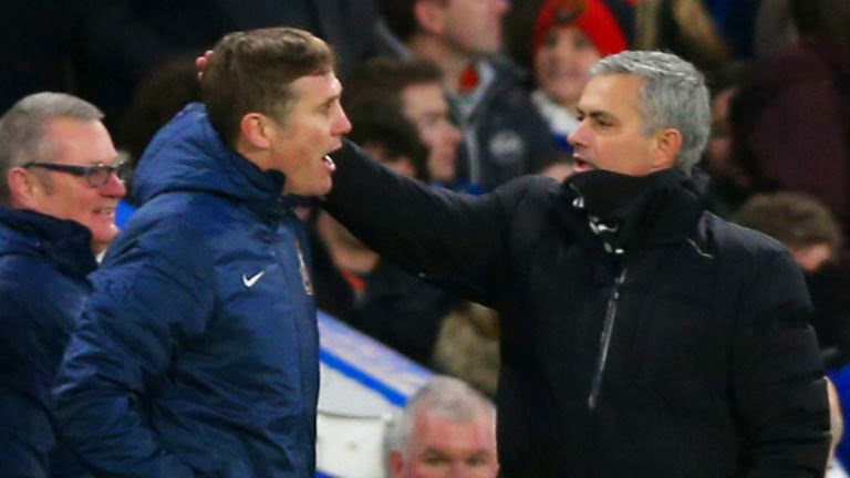 Why I Didn't Want To Shake Mourinho's Hands – Bradford Manager
