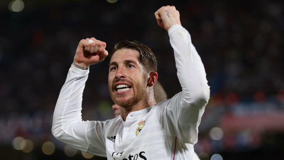 I prefer Premier League to La Liga - Sergio Ramos