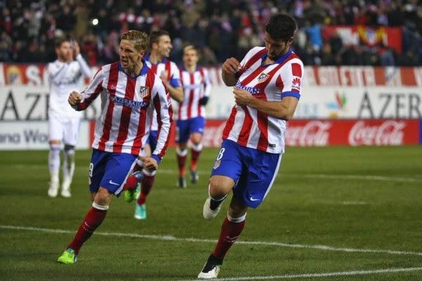Atletico 2-0 Real: No Dream Torres Return as Atletico Claim Derby