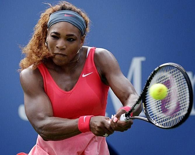 Serena Williams Etches Closer To Title