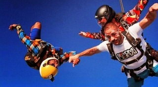 Real Madrid Star In Trouble For Skydiving