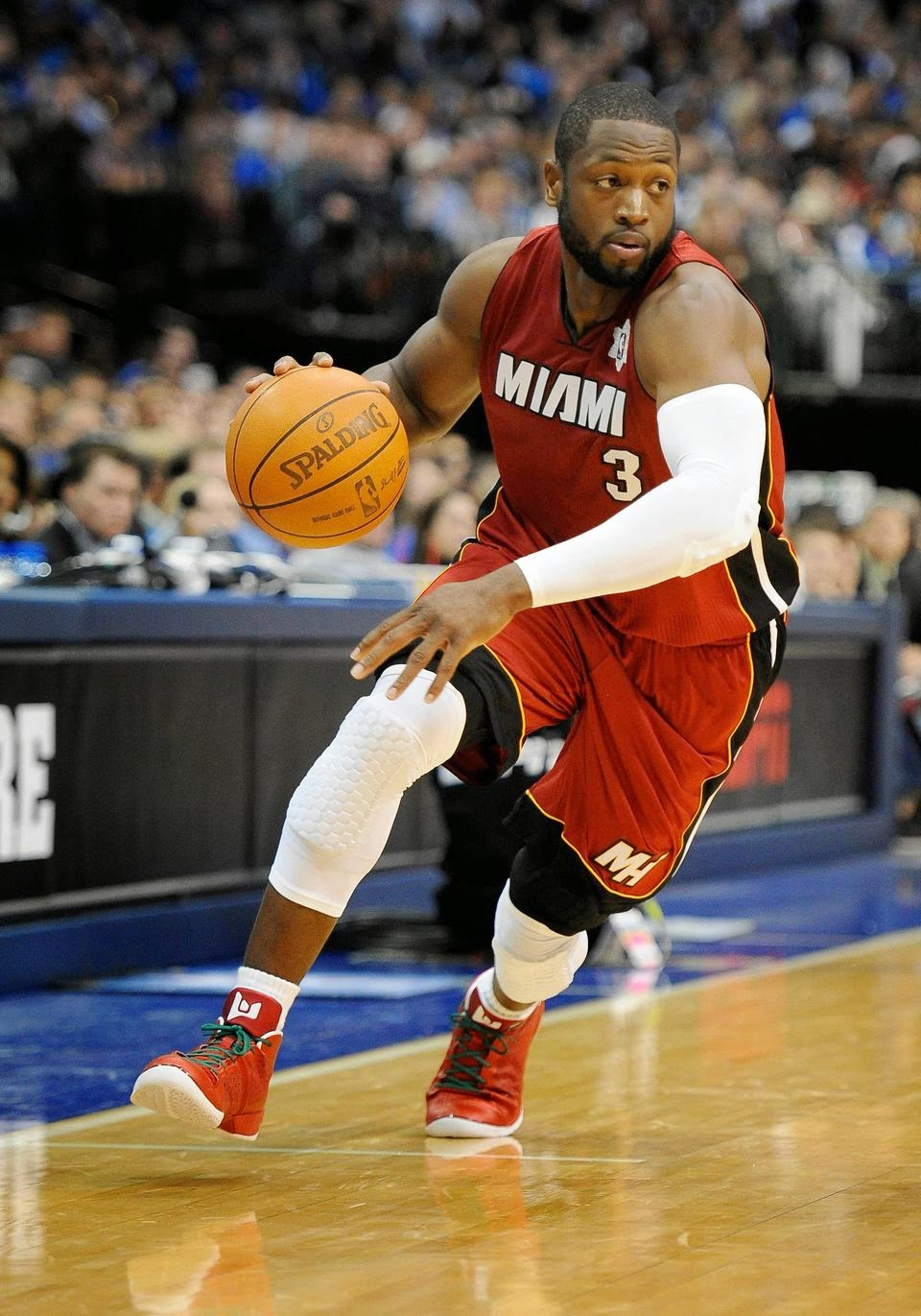 Dwyane Wade Out Of Action with Hamstring Injury