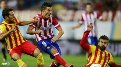 Atletico Mounts Pressure On Rift Ridden Barcelona