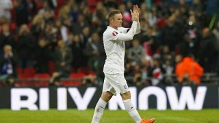 Wayne Rooney voted England player of the year