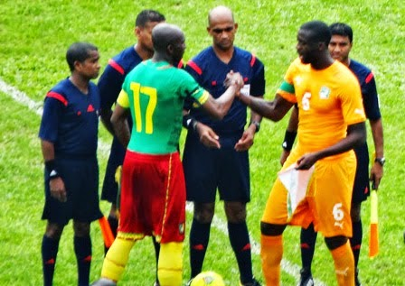 Ivorians, Cameroon To Slug It Out Till The End