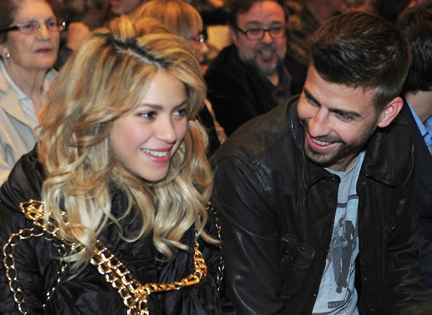 Pique Scores An 'Own Goal' With Shakira