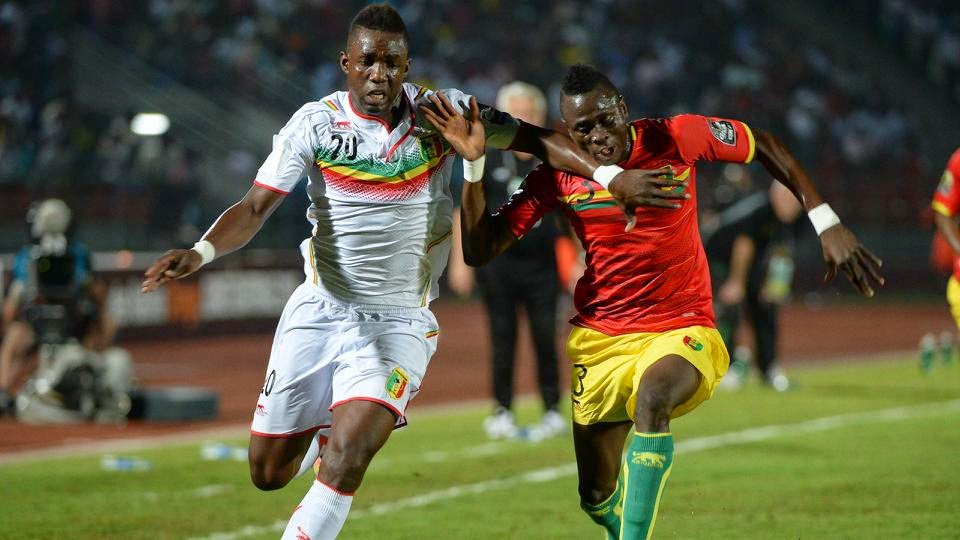 Gods Of Football Smiled On Us - Guinea FA