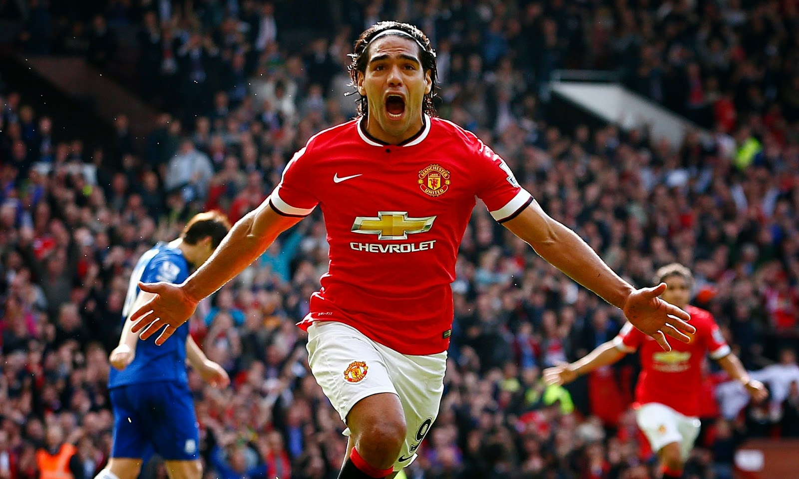 You Must Prove Yourself, Van Gaal Warns Misfiring Falcao