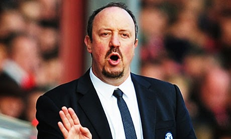 I Am Angry For Losing To Juventus - Benitez