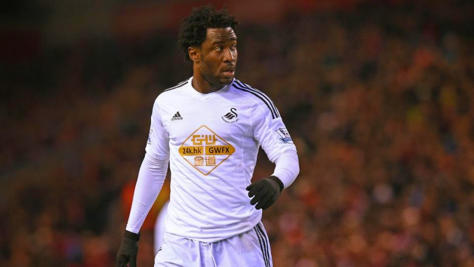 Wilfried Bony closes in on big-money switch to Manchester City