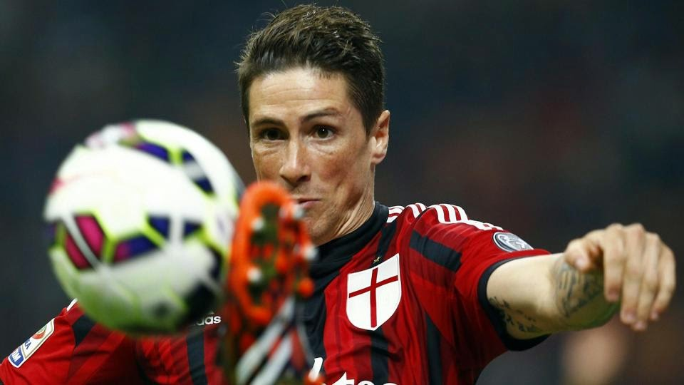 Madrid Derby A Grand Stage For Torres