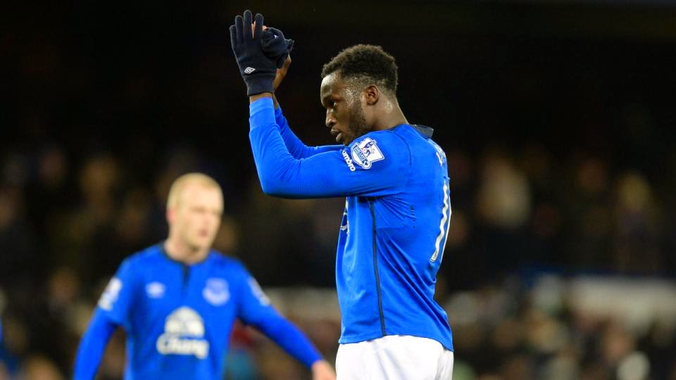 Late Lukaku leveller saves Everton