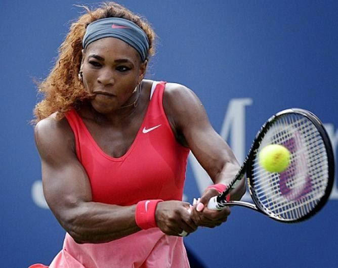 Australian Open - Serena Williams avenges French Open loss to reach quarter-finals