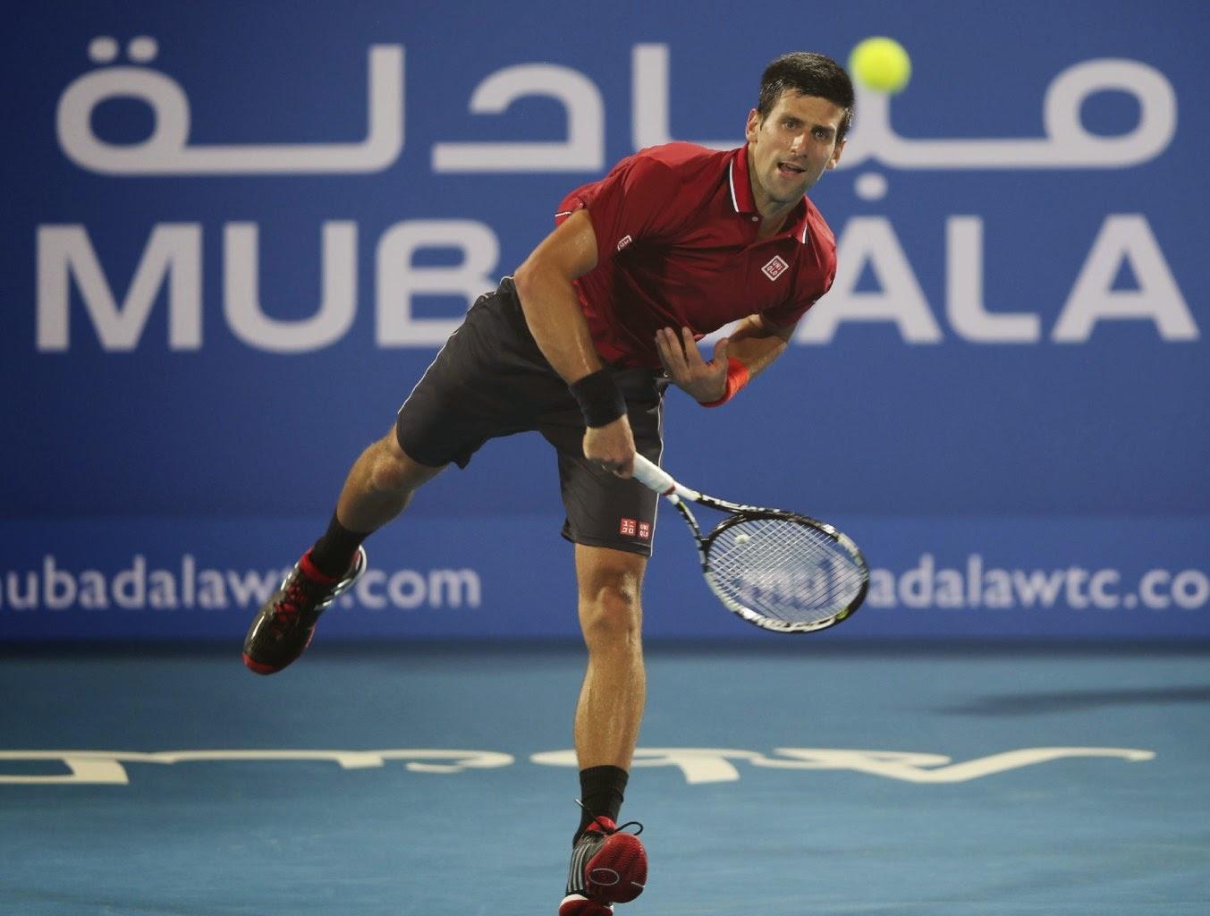 Sick Djokovic Paves Way for Murray's Victory