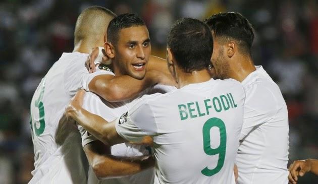 AFCON 2015: Algeria Sends Senegal Packing